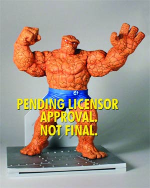 Marvel Heroes Bookend - Thing