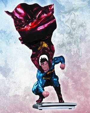 Superman The Man Of Steel Superman Statue By Lee Bermejo