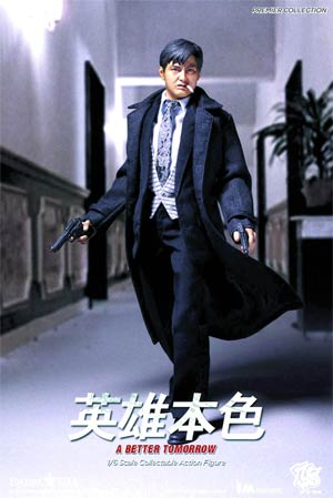 A Better Tomorrow Mark 1/6 Scale Premiere Collection Action Figure