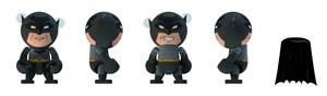 Batman Trexi Figure - Batman Begins Batman