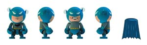 Batman Trexi Figure - Dark Knight Batman