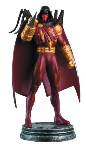 DC Superhero Chess Figure Collector Magazine #31 Azrael White Pawn
