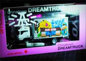 TYO x Almost Famous 6-Inch Graffiti Box Truck