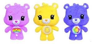 Care Bears Care-A-Lot Friends Assortment Case 201301