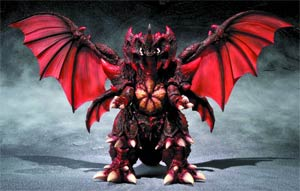 Godzilla S.H.MonsterArts - Destroyah Complete Form Action Figure