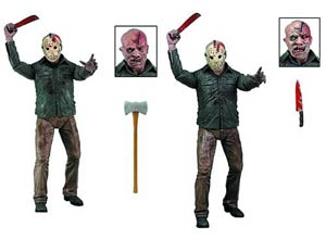 DO NOT USE (DNO) Friday The 13th Series 2 Action Figure Assortment Case