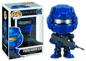 DO NOT USE (Duplicate Listing) POP Halo 4 Blue Spartan Vinyl Figure