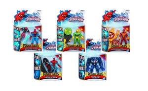 Spider-Man Power Webs Action Figure Assortment Case