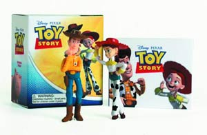 Toy Story Woody & Jessie Kit