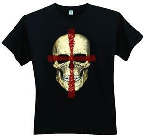 Crossed Skull T-Shirt Large