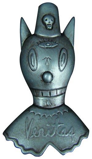 Gary Baseman Pin - Toby
