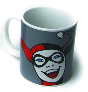 DC Comics Face Mug - Harley Quinn