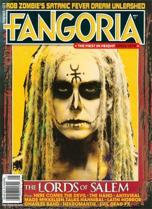 Fangoria #323 May 2013