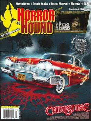 HorrorHound #40 Mar / Apr 2013
