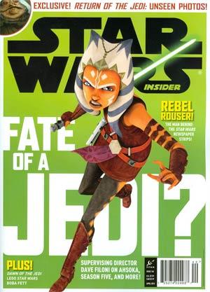 Star Wars Insider #140 Apr 2013 Newsstand Edition