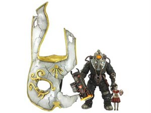 Bioshock 2 Omega Little Sister And Mask Gift Set