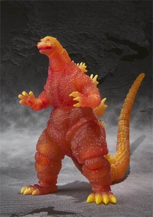 Godzilla S.H.MonsterArts - Godzilla Comic-Con Explosion Exclusive Action Figure