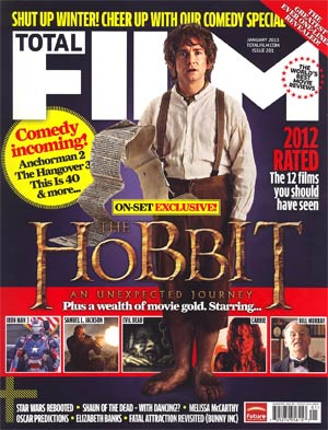 Total Film UK #201 Jan 2013