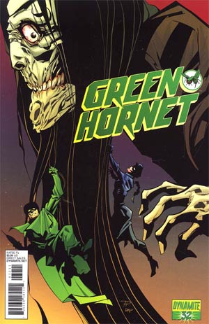 Kevin Smiths Green Hornet #32 Cover A Phil Hester Cover