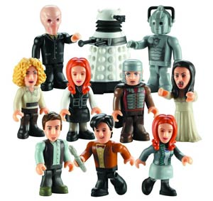 Doctor Who Character Building Mini Figure Series 2 Blind Mystery Box