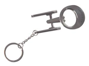 Star Trek USS Enterprise Bottle Opener Keychain