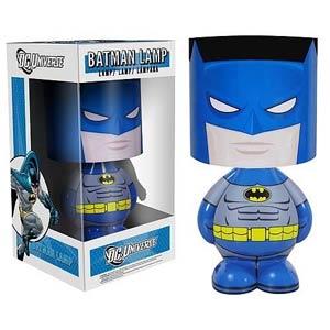 DO NOT USE (item cancelled) Batman 12-Inch Desk Lamp