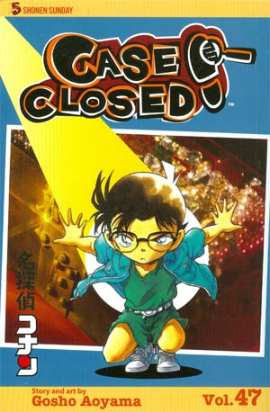 Case Closed Vol 47 GN