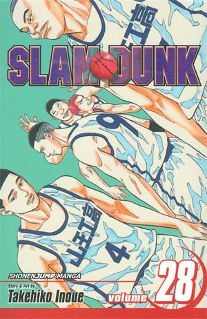 Slam Dunk Vol 28 GN