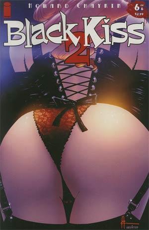 Black Kiss II #6