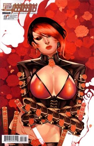 Executive Assistant Assassins #7 Cover C Incentive Elizabeth Torque