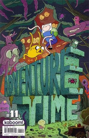 Adventure Time #11 Regular Cover A Chris Houghton