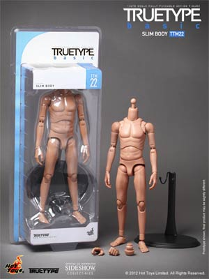 True Type 12-Inch Slim Body Figure