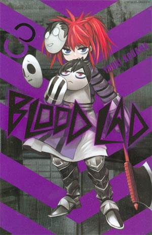Blood Lad Vol 3 TP