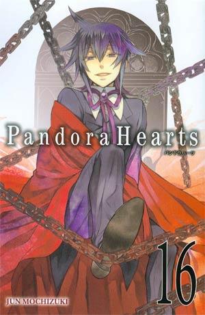 Pandora Hearts Vol 16 GN