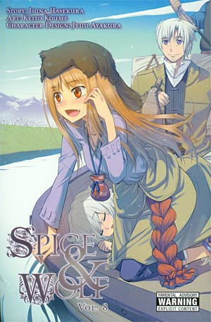 Spice & Wolf Vol 8 GN