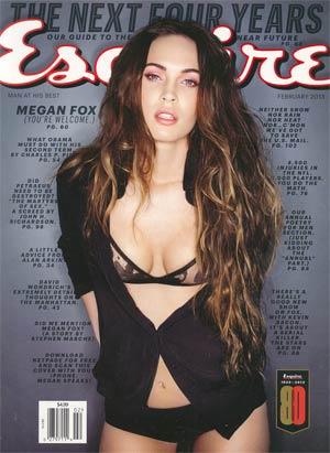 Esquire Vol 159 #2 Feb 2013