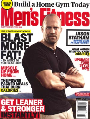 Mens Fitness Vol 29 #2 Feb 2013