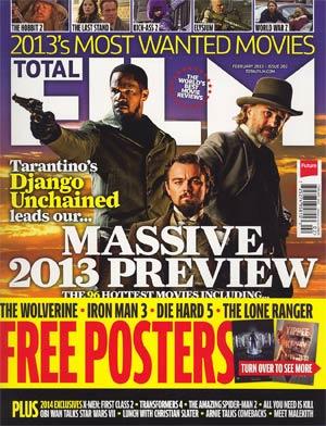Total Film UK #202 Feb 2013