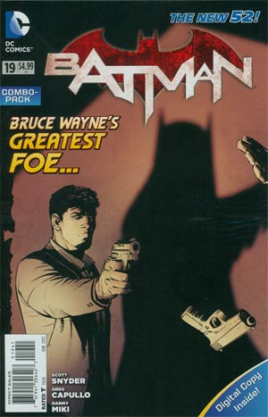 Batman Vol 2 #19 Cover C Combo Pack With Polybag