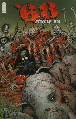 68 Jungle Jim #1 Regular Cover A Jeff Zornow & Jay Fotos