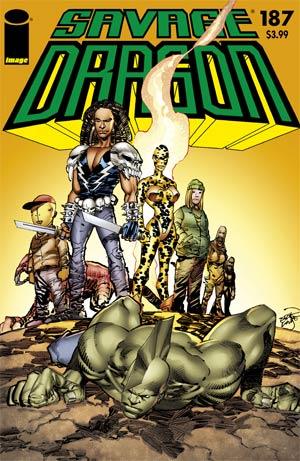 Savage Dragon Vol 2 #187