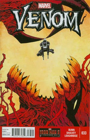 Venom Vol 2 #33