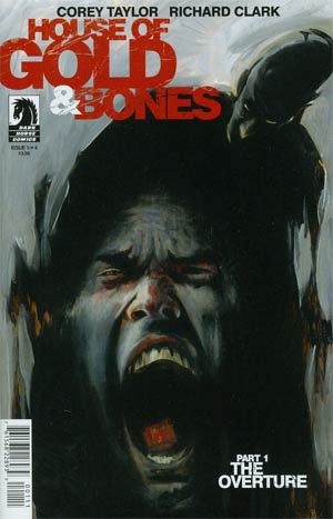 House Of Gold & Bones #1 Regular Jason Shawn Alexander Cover