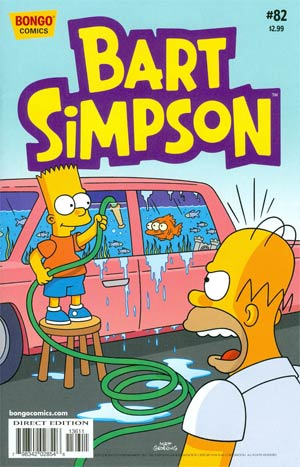 Bart Simpson Comics #82