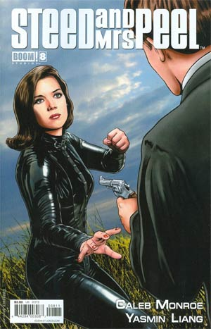 Steed And Mrs Peel Vol 2 #8