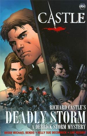 Castle Richard Castles Deadly Storm TP