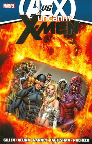Uncanny X-Men By Kieron Gillen Vol 4 TP