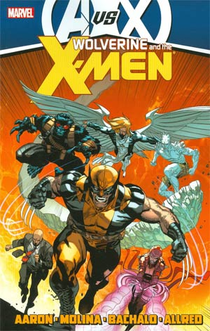 Wolverine And The X-Men By Jason Aaron Vol 4 TP