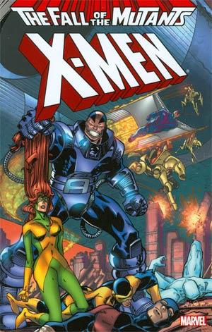 X-Men Fall Of The Mutants Vol 2 TP