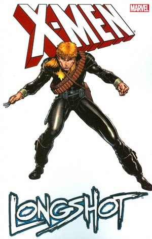 X-Men Longshot TP New Printing
